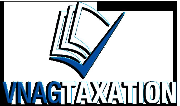 Vantage National Advisory Group Taxation